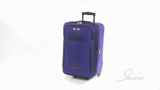 Skyway Montlake 5 Piece Luggage Set Rundown - image 8 from the video