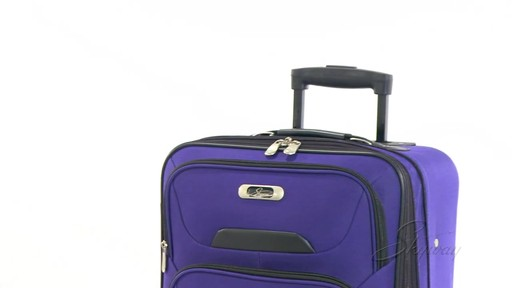Skyway Montlake 5 Piece Luggage Set Rundown - image 9 from the video