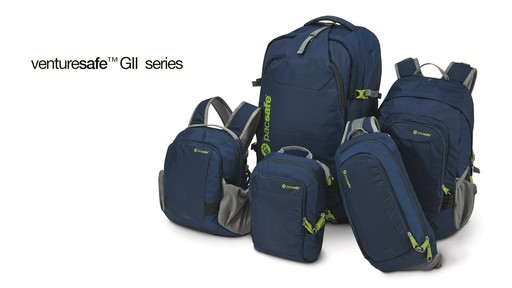 Pacsafe Venturesafe 325 GII - on eBags.com - image 10 from the video