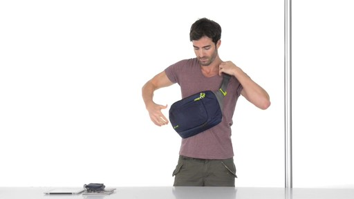 Pacsafe Venturesafe 325 GII - on eBags.com - image 2 from the video