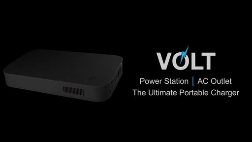Naztech VOLT Power Station | AC Outlet - image 10 from the video