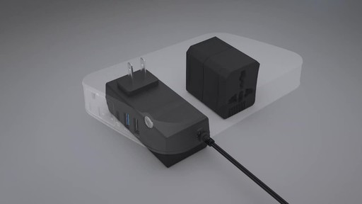 Naztech VOLT Power Station | AC Outlet - image 6 from the video