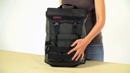 Timbuk2 Rogue Backpack - eBags.com - image 2 from the video