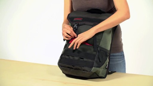 Timbuk2 Rogue Backpack - eBags.com - image 3 from the video