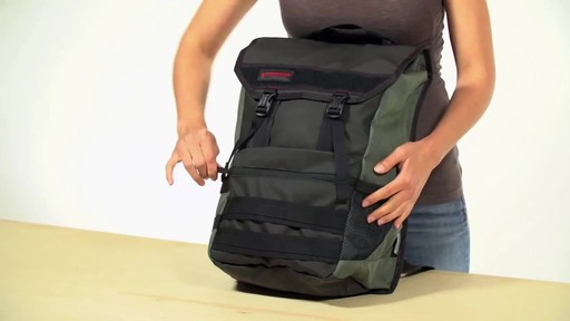 Timbuk2 Rogue Backpack - eBags.com - image 4 from the video