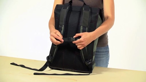 Timbuk2 Rogue Backpack - eBags.com - image 9 from the video
