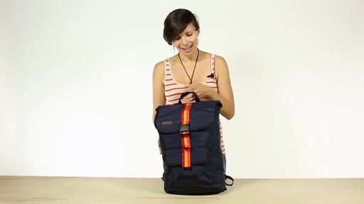 Timbuk2 Moby Laptop Backpack - eBags.com - image 10 from the video