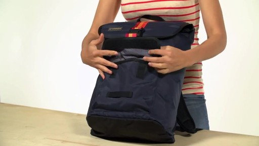 Timbuk2 Moby Laptop Backpack - eBags.com - image 3 from the video