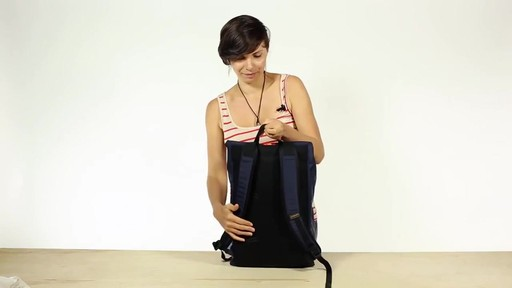 Timbuk2 Moby Laptop Backpack - eBags.com - image 7 from the video