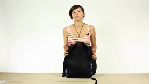 Timbuk2 Moby Laptop Backpack - eBags.com - image 8 from the video