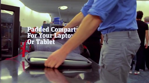 Timbuk2 Command Laptop Backpack - eBags.com - image 8 from the video