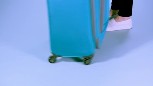 American Tourister 4 Kix Expandable Spinner Luggage Collection - image 4 from the video