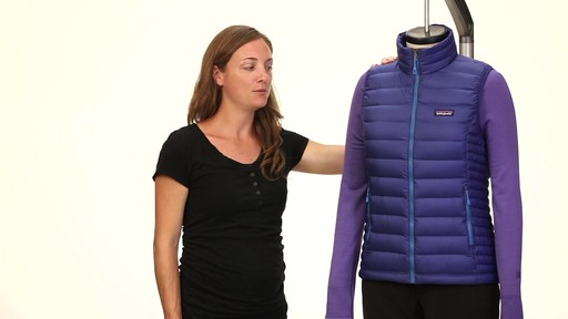 Patagonia Womens Down Sweater Vest - on eBags.com - image 1 from the video