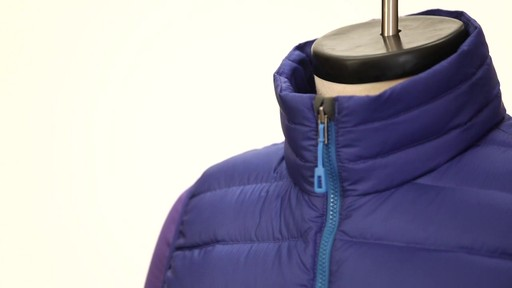 Patagonia Womens Down Sweater Vest - on eBags.com - image 3 from the video