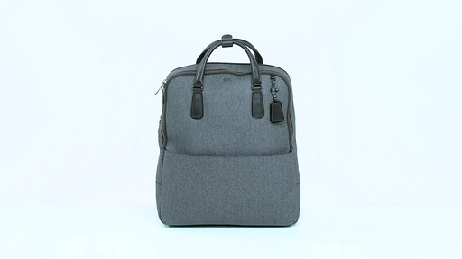Tumi Sinclair Olivia Convertible Backpack - image 10 from the video