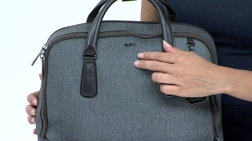 Tumi Sinclair Olivia Convertible Backpack - image 2 from the video
