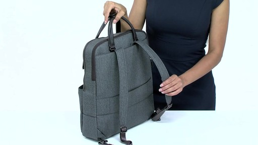 Tumi Sinclair Olivia Convertible Backpack - image 3 from the video