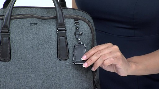 Tumi Sinclair Olivia Convertible Backpack - image 5 from the video