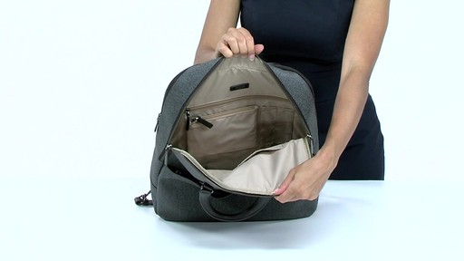 Tumi Sinclair Olivia Convertible Backpack - image 7 from the video