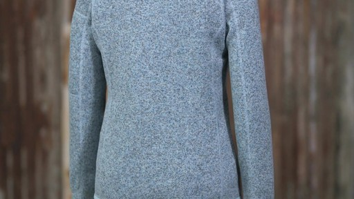 Patagonia Womens Better Sweater Jacket - image 6 from the video