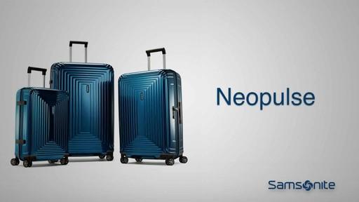 The Samsonite Neopulse Hardside Spinner on eBags.com - image 10 from the video