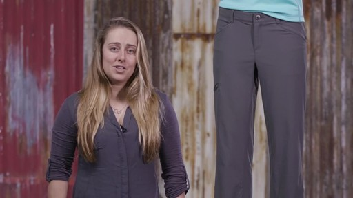 Patagonia Womens Quandary Pants - image 10 from the video