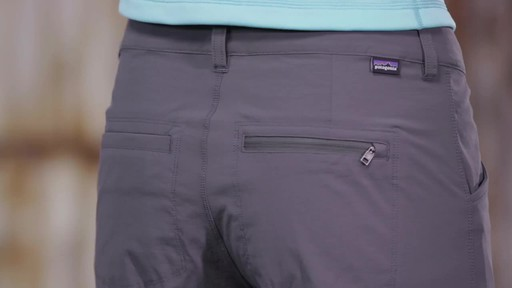 Patagonia Womens Quandary Pants - image 3 from the video