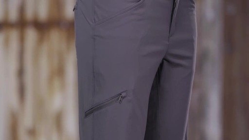 Patagonia Womens Quandary Pants - image 4 from the video