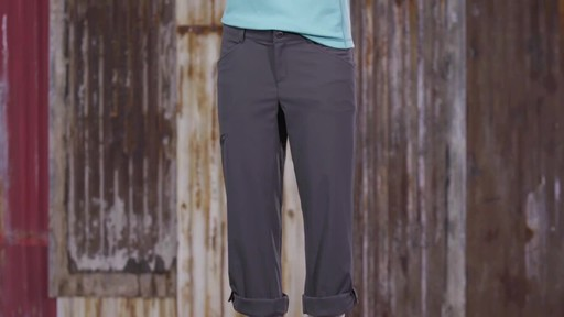 Patagonia Womens Quandary Pants - image 9 from the video