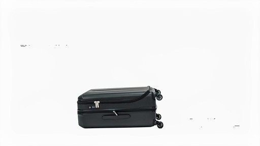 Delsey Helium Shadow 3.0 Luggage - on eBags.com - image 5 from the video