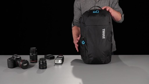 Thule Aspect DSLR Backpack - image 1 from the video