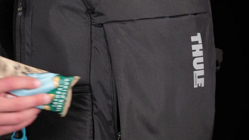 Thule Aspect DSLR Backpack - image 6 from the video