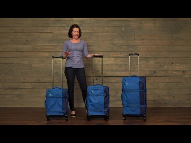 Eagle Creek No Matter What Flatbed AWD Spinner Collection - eBags.com - image 1 from the video