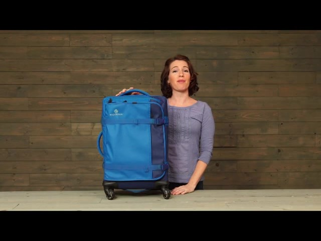 Eagle Creek No Matter What Flatbed AWD Spinner Collection - eBags.com - image 10 from the video