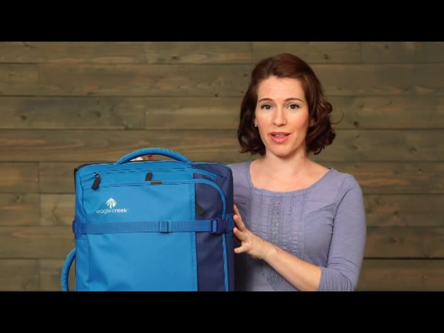 Eagle Creek No Matter What Flatbed AWD Spinner Collection - eBags.com - image 3 from the video