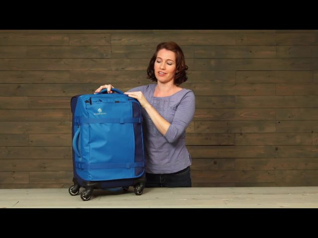 Eagle Creek No Matter What Flatbed AWD Spinner Collection - eBags.com - image 6 from the video