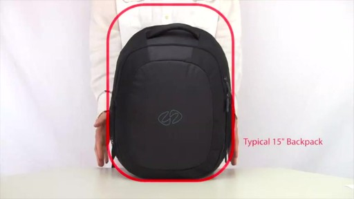 MacCase Universal Backpack - eBags.com - image 2 from the video