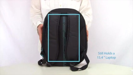 MacCase Universal Backpack - eBags.com - image 3 from the video