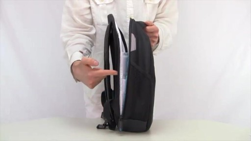 MacCase Universal Backpack - eBags.com - image 6 from the video
