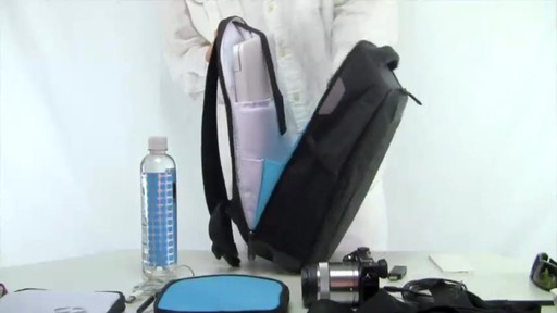 MacCase Universal Backpack - eBags.com - image 9 from the video