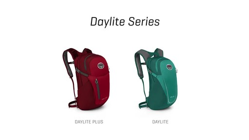 Osprey Daylite Backpacks - image 1 from the video