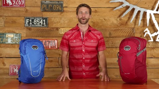 Osprey Daylite Backpacks - image 10 from the video