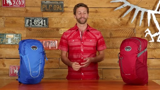 Osprey Daylite Backpacks - image 2 from the video