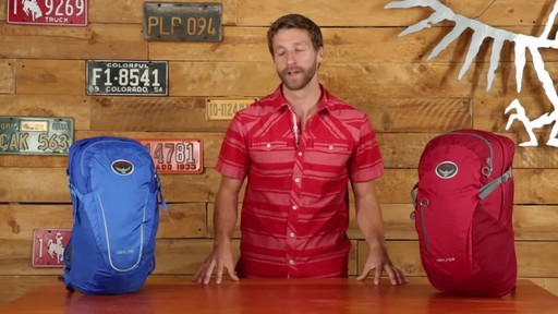 Osprey Daylite Backpacks - image 5 from the video