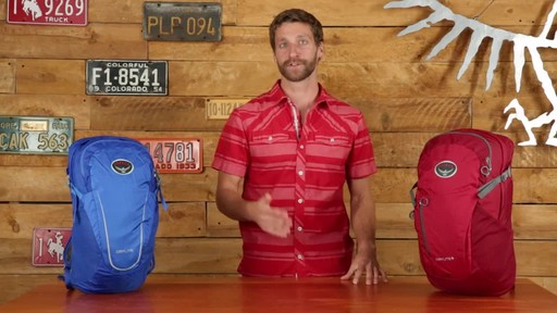 Osprey Daylite Backpacks - image 6 from the video