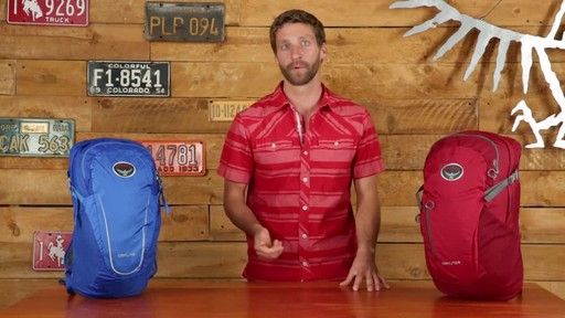 Osprey Daylite Backpacks - image 7 from the video