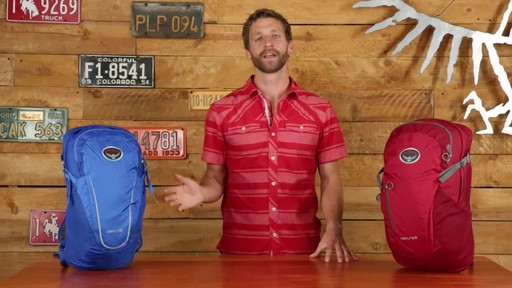 Osprey Daylite Backpacks - image 8 from the video