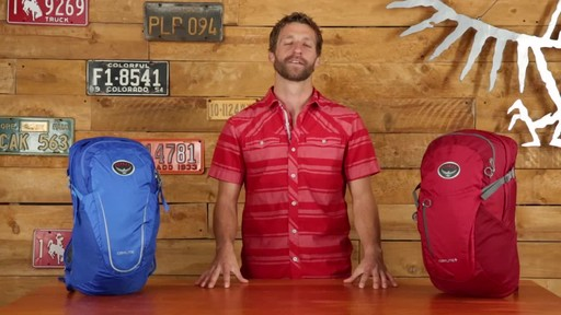 Osprey Daylite Backpacks - image 9 from the video