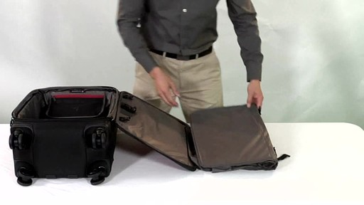 Victorinox WT 4.0 Dual-Casters Suiter - image 3 from the video