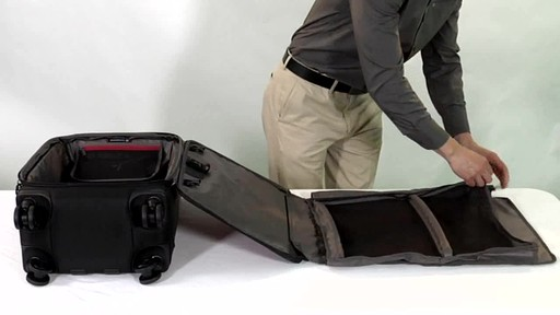 Victorinox WT 4.0 Dual-Casters Suiter - image 4 from the video